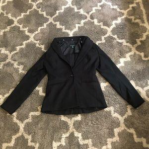 Women's black dress Blazer